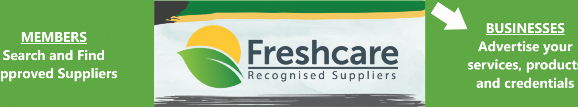 Join our Freshcare Recognised Supplier Register today!
